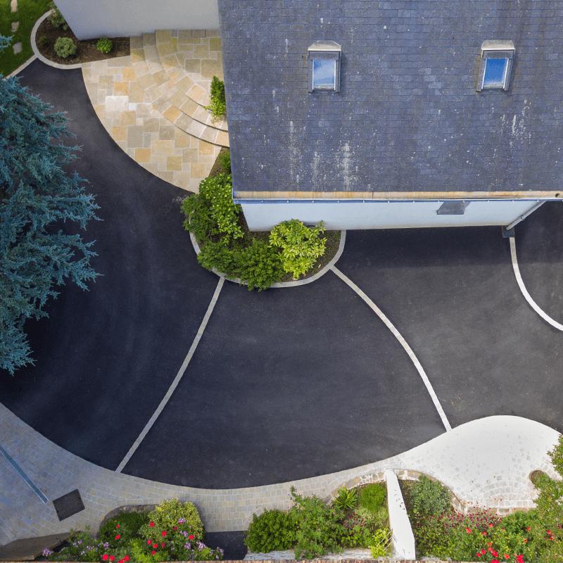 Jardin d cor am nagement paysager et entretien de jardin for Decor paysagiste jardin